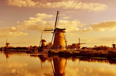 Ferries de Carga a Holanda