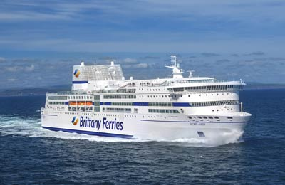 Brittany Ferries Carga