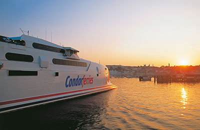 Condor Ferries Carga