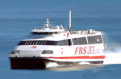 FRS Ferries Carga