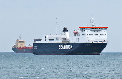 Seatruck Ferries Carga