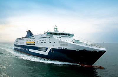 Grimaldi Ferries Carga