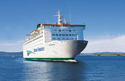 Irish Ferries Carga