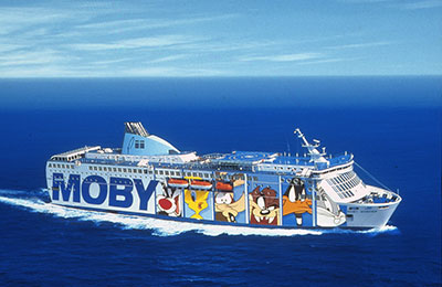 Moby Lines Carga