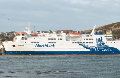 Northlink Ferries Carga