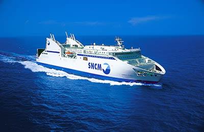SNCM Ferries Carga