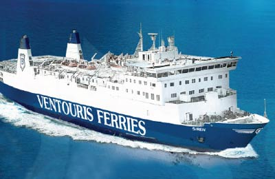 Ventouris Ferries Carga