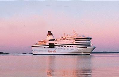 Viking Lines Carga