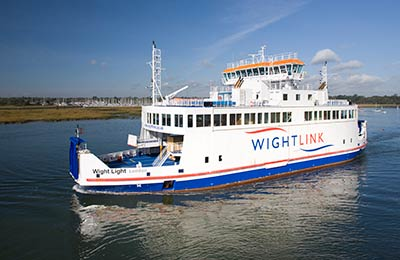 Wightlink Ferries Carga